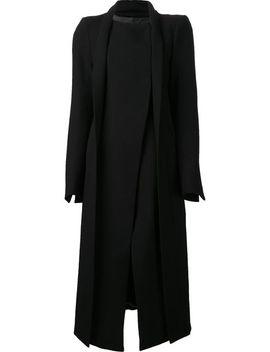 long-coat by plein-sud