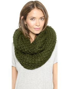chunky-knit-wrap-scarf by paula-bianco