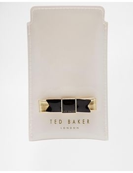 ted-baker---custodia-per-cellulare-con-fiocco by ted-baker