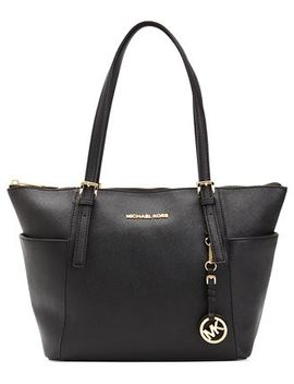jet-set-east-west-top-zip-large-tote by michael-michael-kors