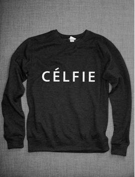 celfie-girls-crew-neck-sweatshirt by resiliencestreetwear