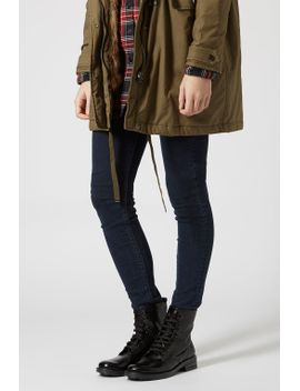 bruno-lace-up-boots by topshop