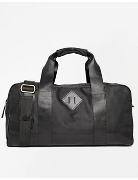 asos-leather-and-nylon-holdall by asos