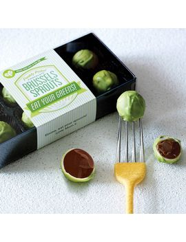 chocolate-brussels-sprouts by quirky-gift-library