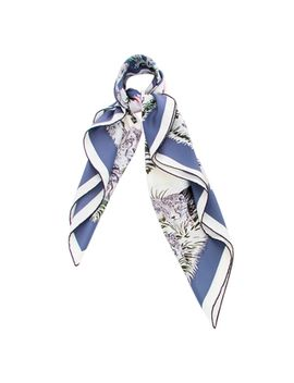hermes-silk-twill-guepards-scarf by hermes