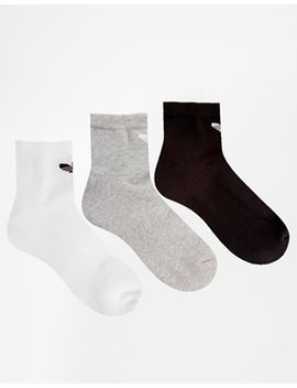 adidas-ankle-pack-of-3-socks by adidas