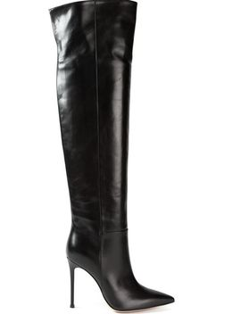 madison-knee-high-boots by gianvito-rossi