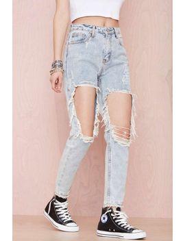 unif-twerk-boyfriend-jeans by nasty-gal
