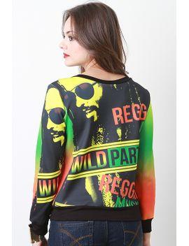 wild-party-reggae-top by urbanog