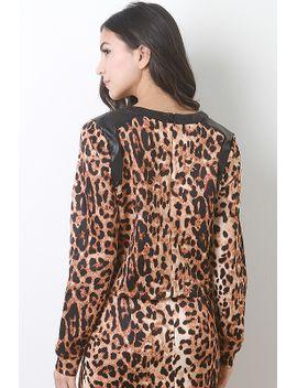 leopard-printed-top by urbanog