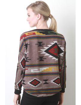 tribal-woven-top by urbanog