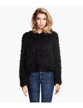 fake-fur-jacket by h&m