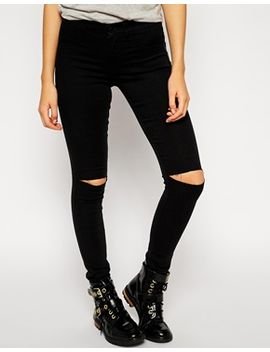 noisy-may-devil-skinny-jeans-with-ripped-knees by noisy-may
