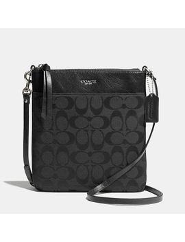 north_southswingpack-in-signature-fabric by coach