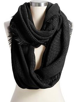 womens-lightweight-infinity-scarves by old-navy