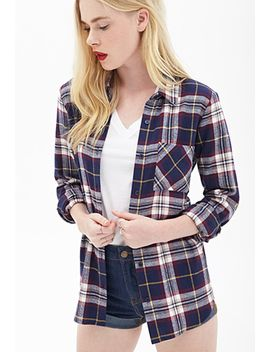 tartan-plaid-flannel by forever-21