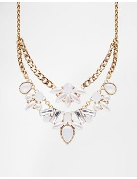 new-look-draped-faux-pearl-set-necklace by new-look