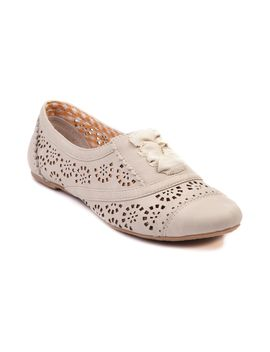 womens-not-rated-rosebud-flat by not-rated