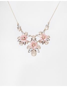 new-look-anna-flower-statement-necklace by new-look