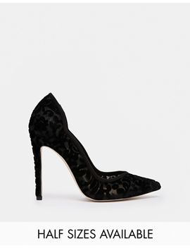 asos-perfect-day-pointed-high-heels by asos-collection