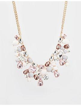 aldo-gleliwet-spring-stone-collar-necklace by aldo