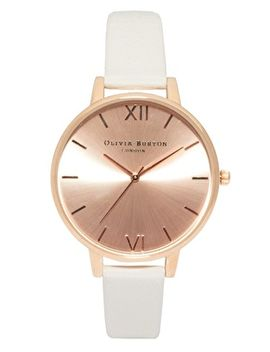 olivia-burton-big-dial-rose-gold-watch-ob13bd11 by olivia-burton