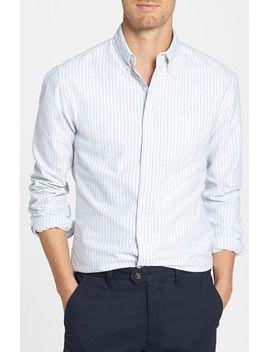 anderson-slim-fit-stripe-oxford-sport-shirt by bonobos