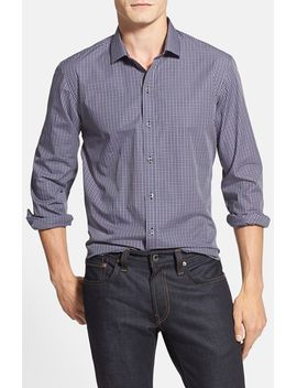 naber-standard-fit-microcheck-sport-shirt by zachary-prell