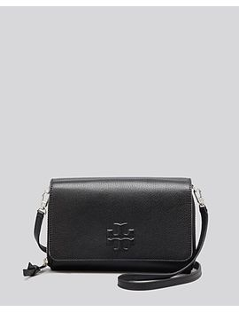 mini-bag---thea-flat-wallet-on-a-crossbody by tory-burch