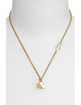 dicey-pendant-necklace by marc-by-marc-jacobs