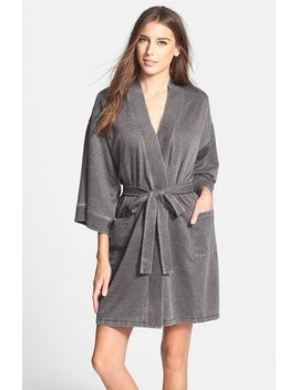 sweatshirt-robe by josie