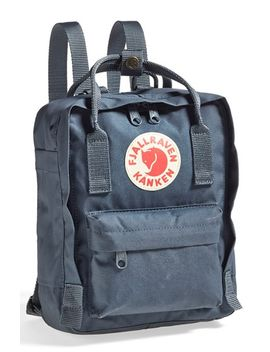 mini-kånken-water-resistant-backpack by fjÄllrÄven