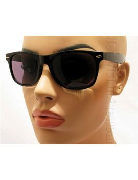 classic-large-wayfarer-smoke-lenses-sunglasses-retro-black-bk14 by ebay-seller