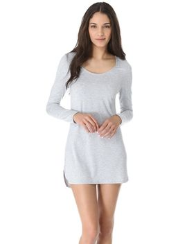 essential-long-sleeve-nightgown by splendid