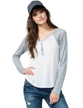 button-up-raglan-tee by agaci
