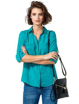 get-prepped-button-down-blouse by agaci