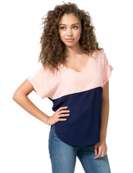 blocked-out-tee by agaci