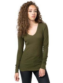 everyday-v-neck-thermal by agaci