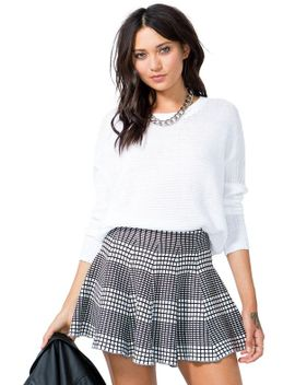 outside-the-lines-sweater-skirt by agaci