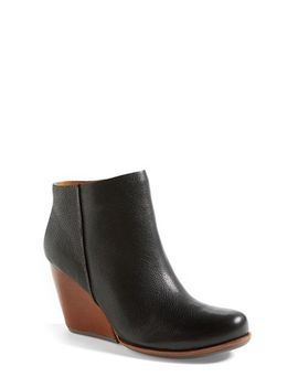 natalya-burnished-leather-demi-wedge-boot by kork-ease®