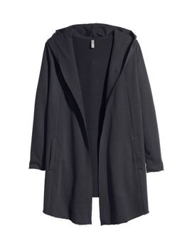 hooded-cardigan by h&m