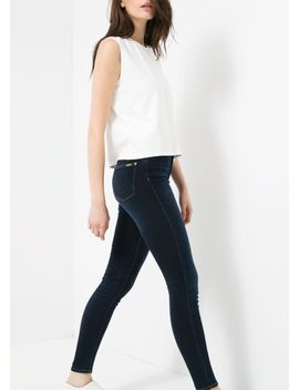 high-waist-jeans by mango