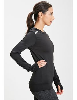 reflective-workout-pullover by forever-21