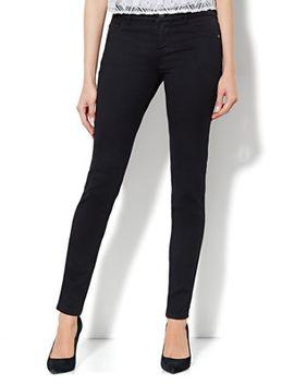 soho-jeans---legging---black by new-york-&-company