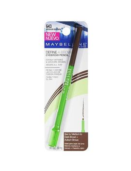 maybelline-define-a-brow-eyebrow-pencil,-light-blonde by maybelline