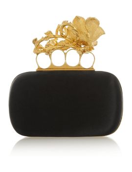 knuckle-small-swarovski-crystal-embellished-satin-box-clutch by alexander-mcqueen