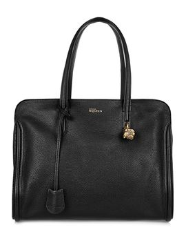 padlock-small-textured-leather-tote by alexander-mcqueen