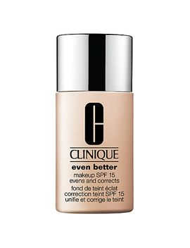 clinique-even-better-makeup-spf15---normal-to-combination-oily-skin-types by clinique