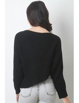 chunky-knit-sweater-top by urbanog