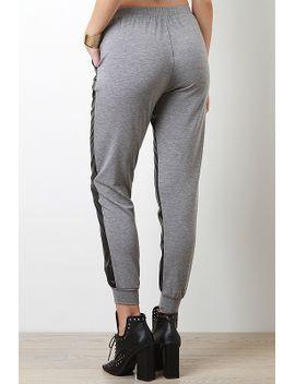 front-leatherette-pants by urbanog